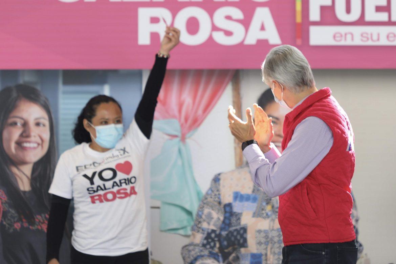 CON EL SALARIO ROSA EL GEM IMPULSA LA ECONOMÍA FAMILIAR DURANTE LA CONTINGENCIA SANITARIA: ALFREDO DEL MAZO