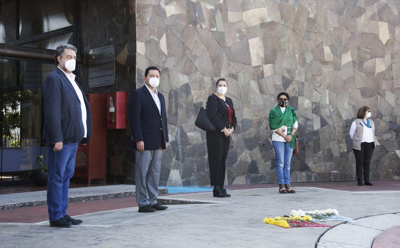 FIRMAN CONVENIO DE COLABORACIÓN UNIVERSIDAD INTERCULTURAL DEL ESTADO DE MÉXICO Y TRIBUNAL ELECTORAL DEL PODER JUDICIAL DE LA FEDERACIÓN