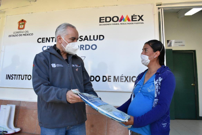 ENTREGASALUD EDOMÉX EQUIPO PARA ACTIVIDADES DE PREVENCIÓN DE DENGUE, ZIKA Y CHIKUNGUNYA