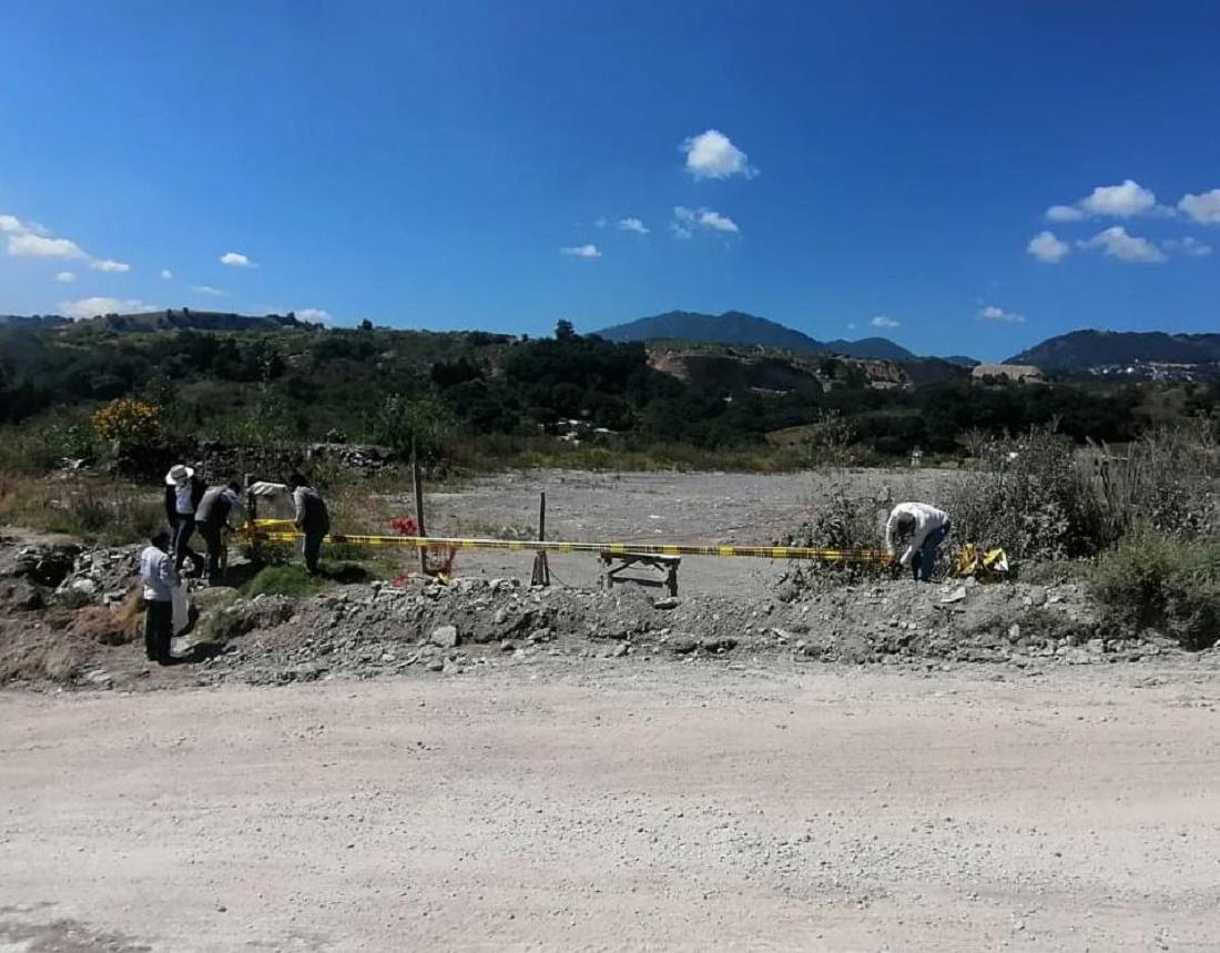 CLAUSURA PROPAEM TIRADEROS DE CASCAJO EN LA CARRETERA NAUCALPAN-TOLUCA