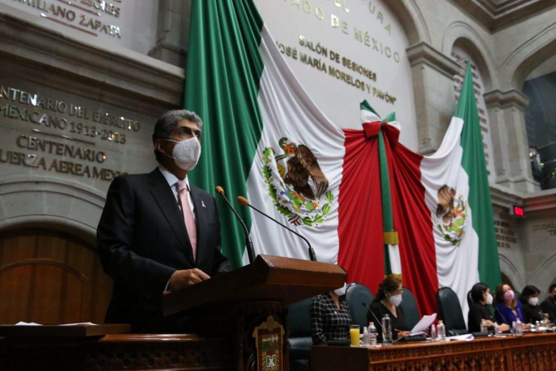 DESTACA ERNESTO NEMER FORTALECIMIENTO DEL CLIMA DE GOBERNABILIDAD PARA CONSTRUIR PUENTES DE COMUNICACIÓN Y ENRIQUECER LA AGENDA ESTATAL Y LA LEGISLATIVA