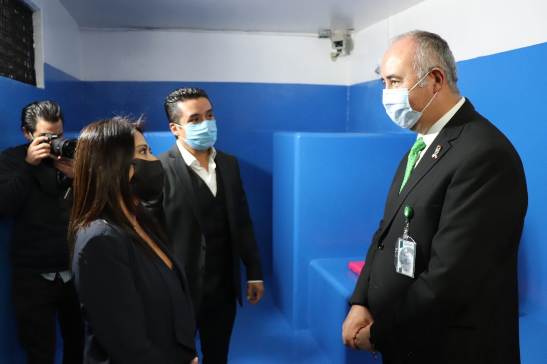 CON ENFOQUE DE GÉNERO, HUIXQUILUCAN MEJORA OFICIALÍA CONCILIADORA
