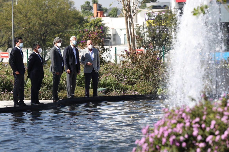 EL BUEN FIN EN EDOMÉX PERMITIRÁ REACTIVAR LA ECONOMÍA, ADEMÁS DE CUIDARSE LA SALUD DE LOS MEXIQUENSES QUE PARTICIPEN: ALFREDO DEL MAZO