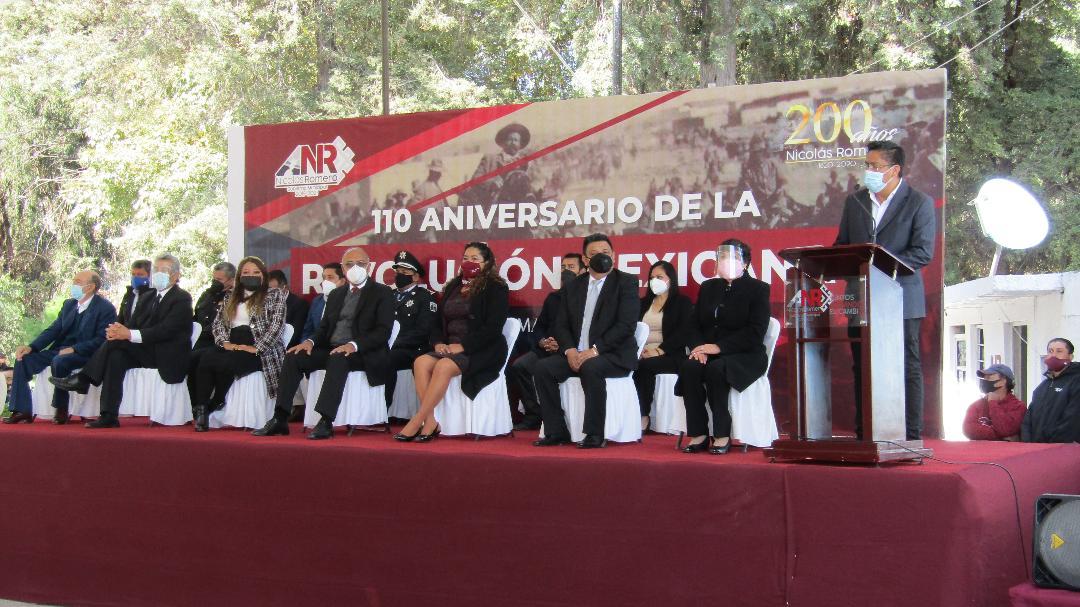NICOLÁS ROMERO APORTÓ TRASCENDENTALES LUCHAS OBRERAS Y POPULARES, INCLUSO ANTES DEL ESTALLIDO REVOLUCIONARIO: CRONIST
