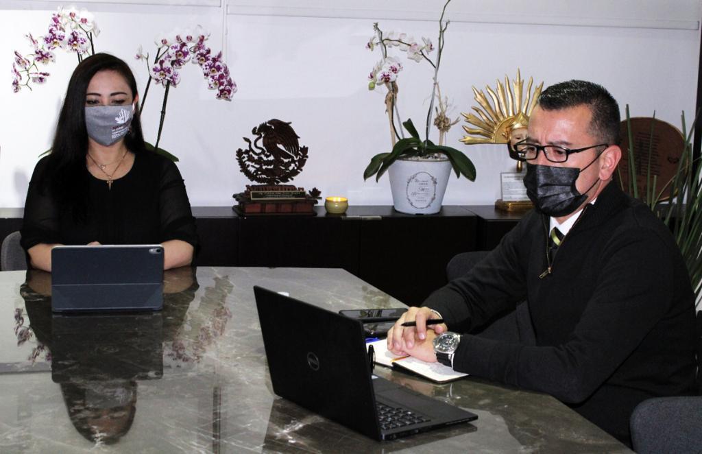 Se integra Carlos Mier como Encargado de Despacho de la policía