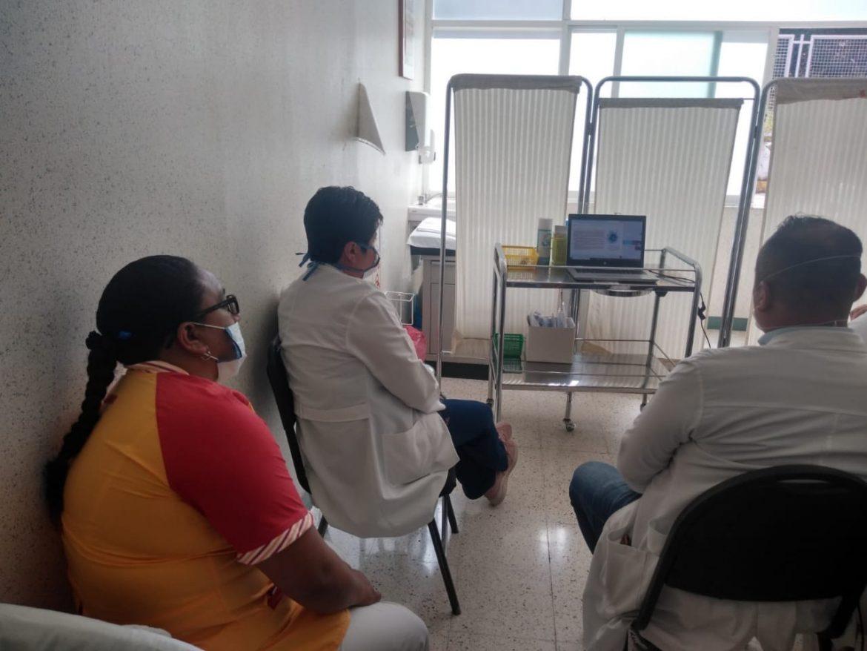REFUERZA ISSEMYM ESTRATEGIAS FRENTE A PANDEMIA CON UNIDADES MÉDICAS MÓVILES