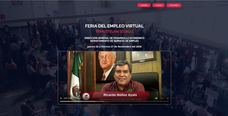 GOBIERNO MUNICIPAL REALIZÓ PRIMER FERIA DEL EMPLEO VIRTUAL