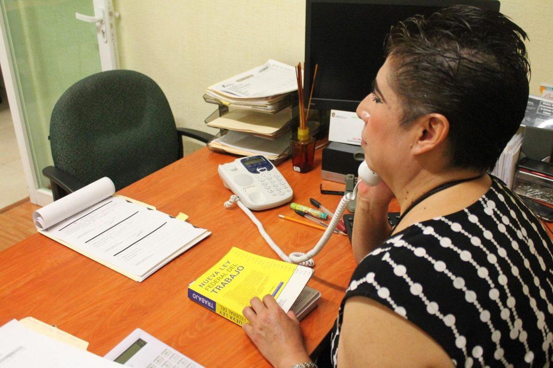 SUSPENDEN ATENCIÓN AL PÚBLICO EN ÁREAS JURÍDICAS DE LA SECRETARÍA DEL TRABAJO