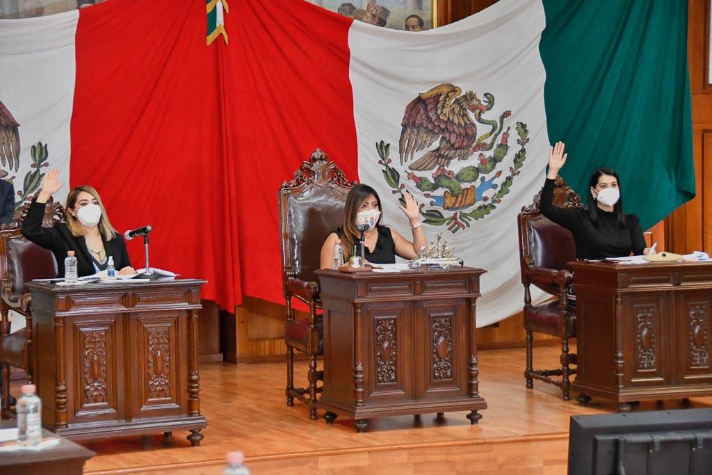 Convoca Congreso a extraordinario para crear la Auditoría Superior y designar alcalde