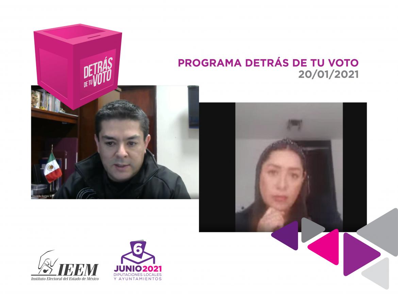 CANDIDATURAS Y PARTIDOS POLÍTICOS SE PREPARAN PARA CONTENDER EN EL PROCESO ELECTORAL 2021: IEEM