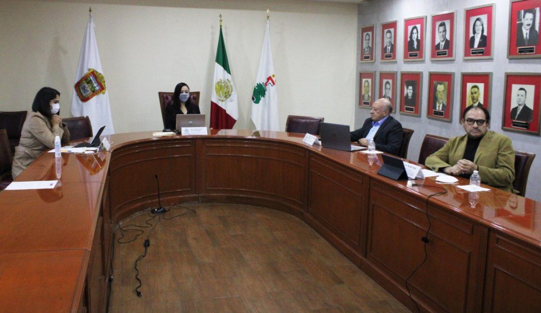 Comparte Ayuntamiento ideas sobre reforma legislativa