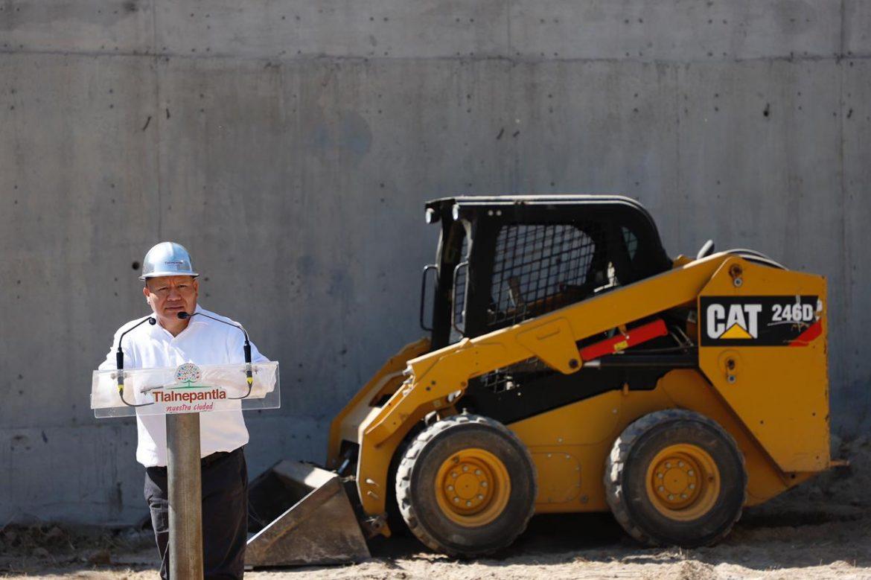 Inicia perforación de pozo de agua en Tlalnepantla Oriente