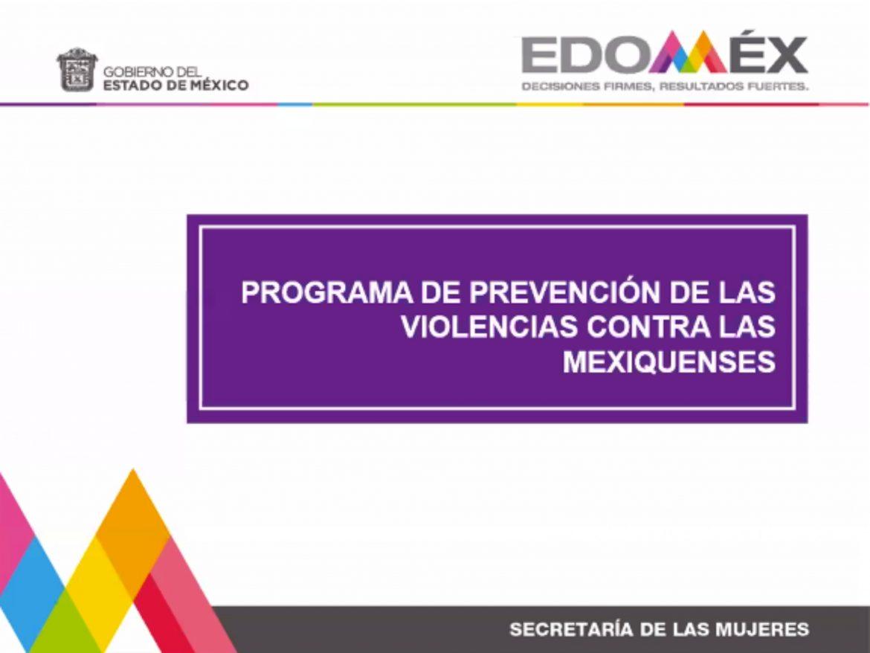 IMPLEMENTA GEM ESTRATEGIAS DE PREVENCIÓN Y ATENCIÓN DE LA VIOLENCIA CONTRA LAS MUJERES