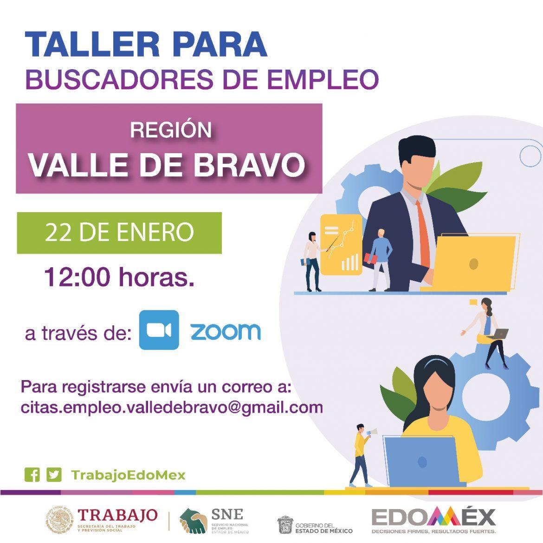 IMPARTE SECRETARÍA DEL TRABAJO TALLERES DE PREPARACIÓN PARA BUSCADORES DE EMPLEO
