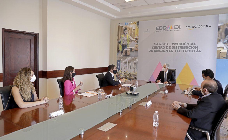 DESTACA GOBERNADOR ALFREDO DEL MAZO QUE EN EDOMÉX SE APUESTA POR LA CONSOLIDACIÓN DEL SECTOR LOGÍSTICO