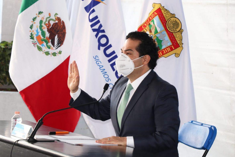 HUIXQUILUCAN SEGUIRÁ SIENDO PUNTA DE LANZA EN EL PAÍS Y ESTADO DE MÉXICO
