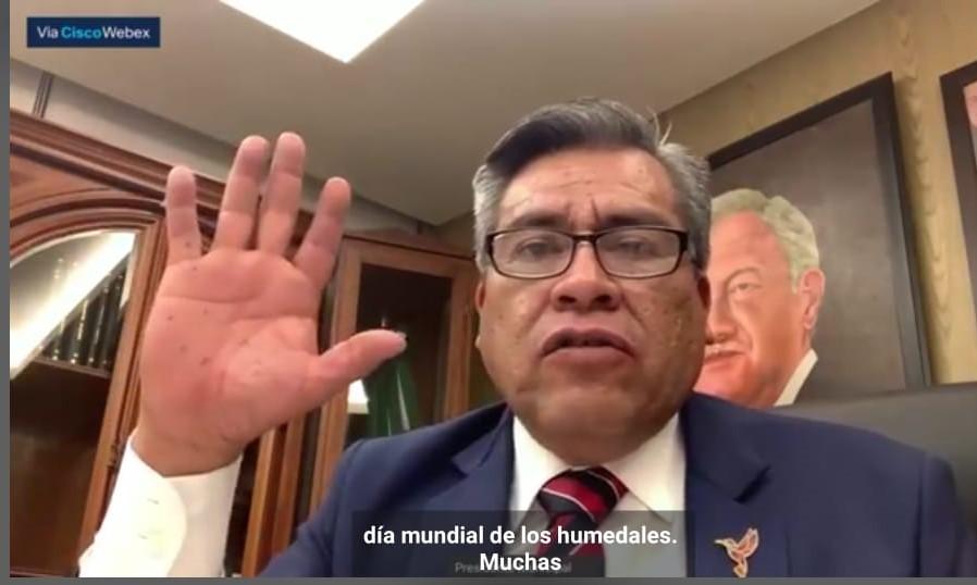GOBIERNO MUNICIPAL CELEBRA DÍA MUNDIAL DE LOS HUMEDALES
