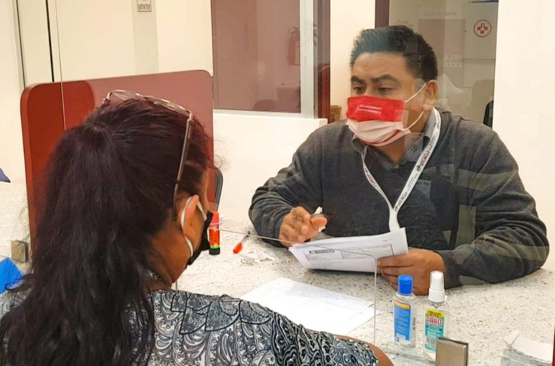 OFICINA DE EXPEDICIÓN DE PASAPORTES MANTIENE ABIERTAS LAS CITAS CON TODAS LAS MEDIDAS SANITARIAS