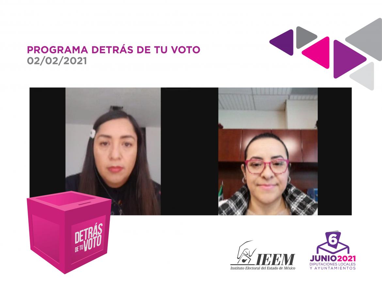 INVOLUCRAMIENTO DE LA JUVENTUD, ESENCIAL PARA EL DESARROLLO DE LA DEMOCRACIA: IEEM