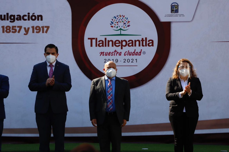 Establece Bando Municipal de Tlalnepantla uso de cubrebocas