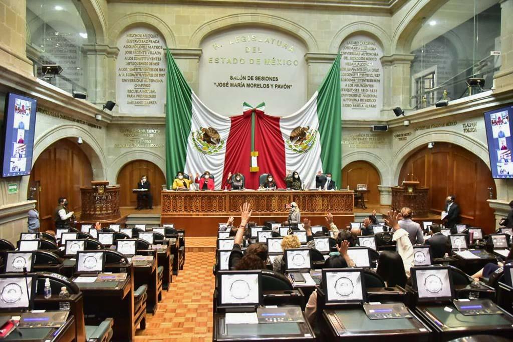 Designan a José Gustavo Vargas como alcalde sustituto de Zinacantepec