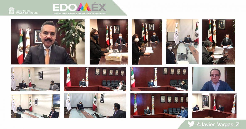 DEFINE CONTRALORÍA DEL EDOMÉX PROGRAMA DE TRABAJO PARA 2021