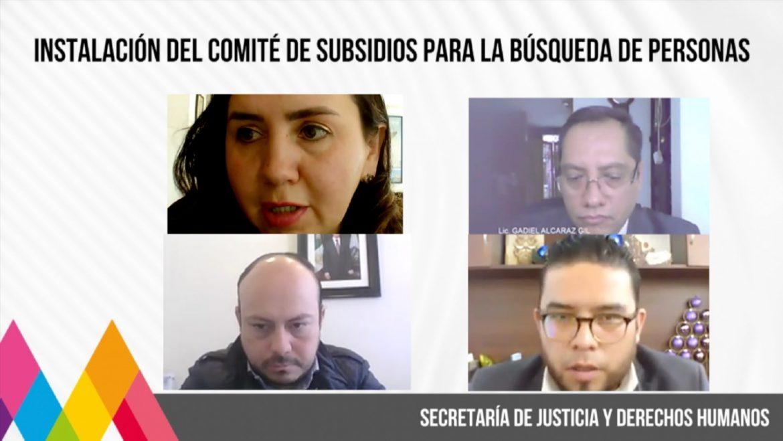 TRABAJA EDOMÉX PARA ACCEDER A MÁS RECURSOS PARA BÚSQUEDA DE PERSONAS