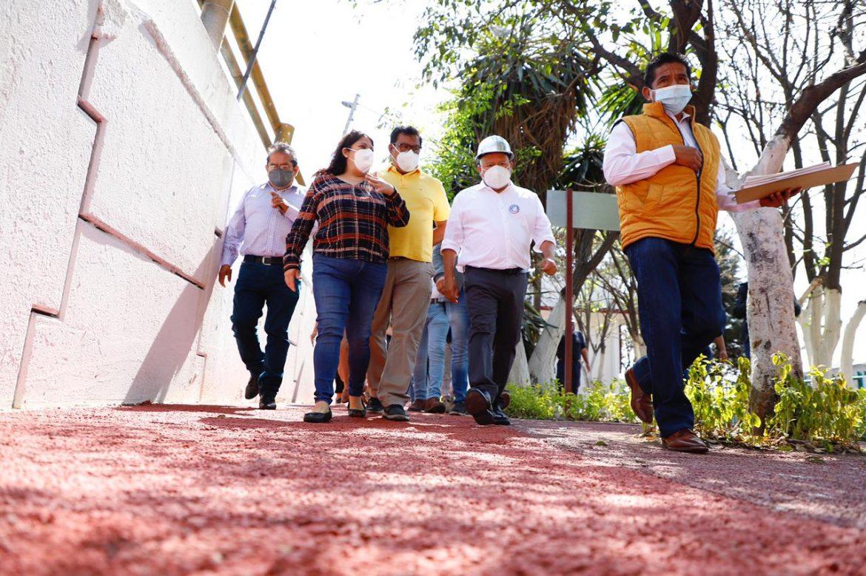 Entregan deportivo con perspectiva de género en Tlalnepantla