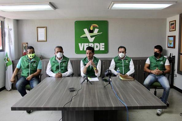 Demuestran resultados municipios mexiquenses abanderados por PVEM