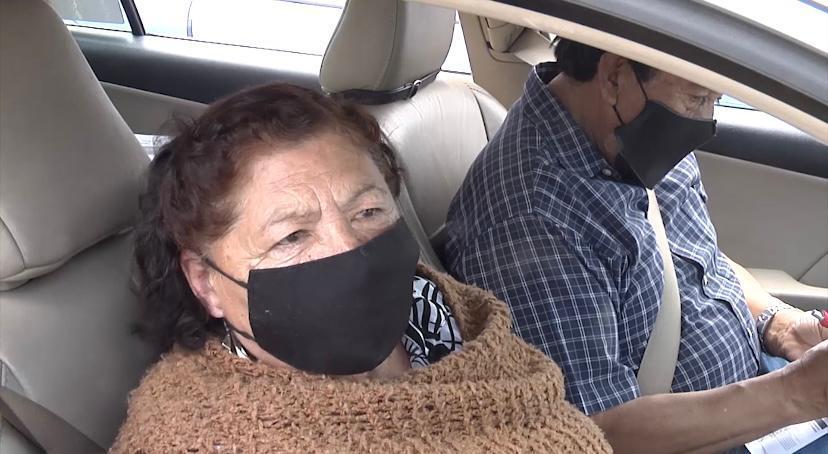 CONSIDERA ROSA MARÍA GARDUÑO QUE COMPLETAR DOSIS DE LA VACUNA CONTRA COVID-19 REPRESENTA SEGUIR ADELANTE CON SUS FAMILIAS