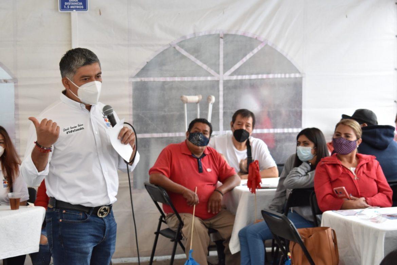 REACTIVARÁ DAVID SÁNCHEZ ISIDORO LOS PROGRAMAS DE APOYOS GRATUITOS; COMO EL DIF MUNICIPAL Y LOS VELATORIOS MUNICIPALES