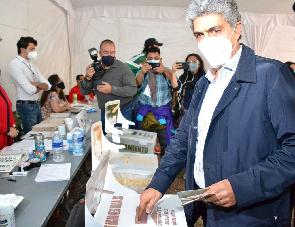 LLAMAN A QUE JORNADA ELECTORAL EN EDOMÉX SEA UNA FIESTA DEMOCRÁTICA