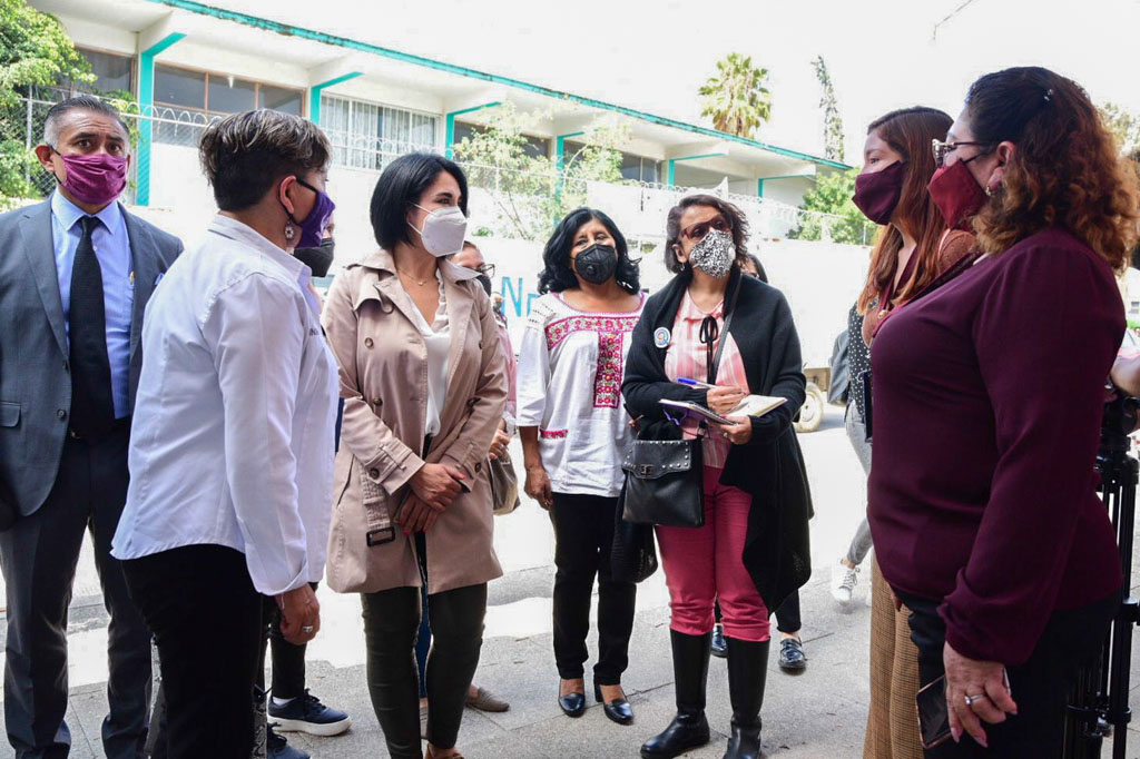 Supervisan legisladoras aplicación de recursos de Alertas de Género