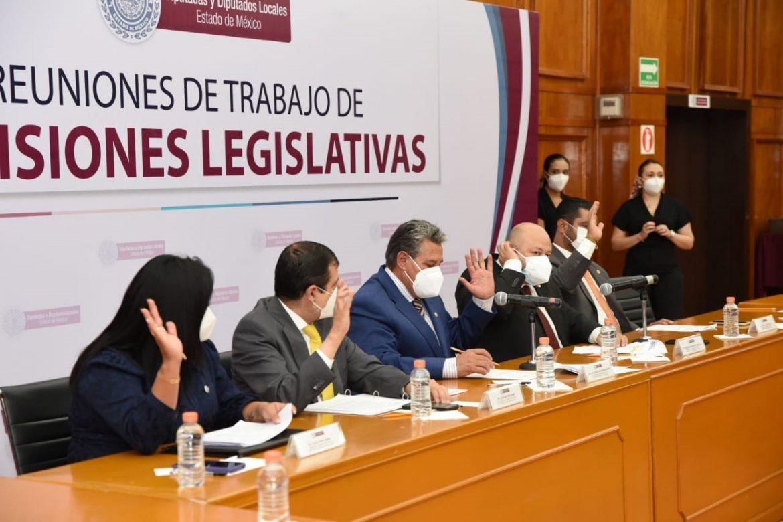 Aprueban en comisiones modificar requisitos para ocupar cargos en la Codhem
