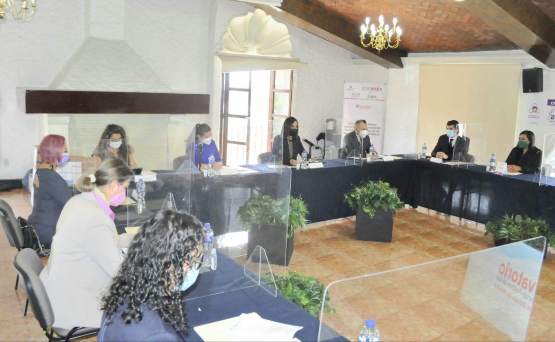 COMPARTEN DATOS DE LA PARTICIPACIÓN DE LAS MUJERES EN EL PROCESO ELECTORAL 2021