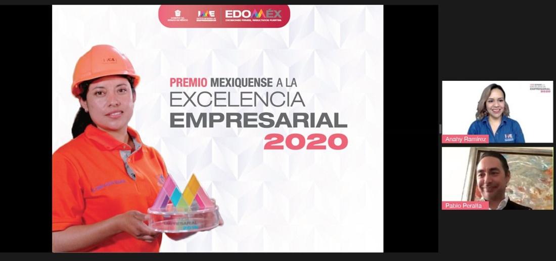INVITA GEM A PARTICIPAR POR EL PREMIO MEXIQUENSE A LA EXCELENCIA EMPRESARIAL 2020