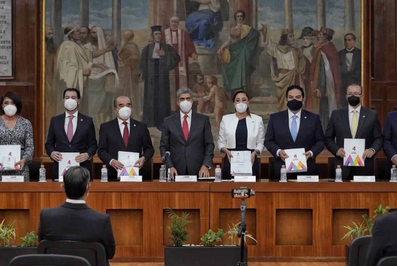 SE ANALIZARÁ A PROFUNDIDAD EL CUARTO INFORME DEL GOBERNADOR
