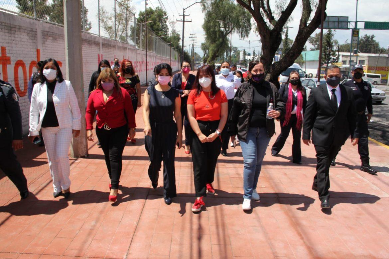 SUPERVISA GEM EJERCICIO DE LOS RECURSOS DE LA ALERTA DE VIOLENCIA DE GÉNERO